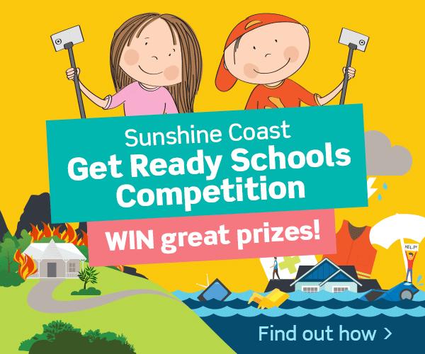 Sunshine Coast Get Ready Schools competition